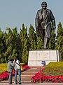 Statue of Deng Xiaoping in Lianhuashan Park Shenzen China 1310759.jpg