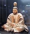 Statue of Hachiman deity of Akaana Hachiman-gū.jpg