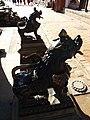 Statue of Lions, Bhaktapur Durbar Square.jpg