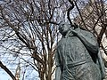 Statue of Martin Luther King - Outside State Capitol - Springfield - Illinois - USA (32090959253).jpg