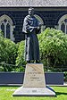 Statue of St Francis of Assisi, St. Patrick's Cathedral, Melbourne, 2017-10-29.jpg