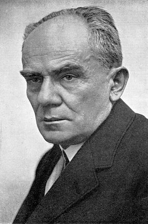 Stefan Żeromski - Stefan Żeromski before 1924