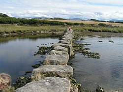 Stepping Stones, Afon Braint - geograph.org.uk - 48651.jpg