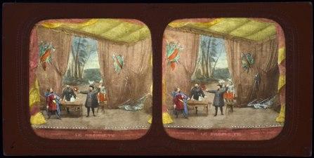 Stereokort, Le Prophète 6, acte III, scéne VI - SMV - S96b.tif