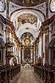 Stift Altenburg Kirche Innenraum 01.JPG