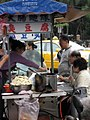 Stinky tofu stand by broppy in Taipei.jpg