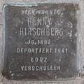 Stumbling block for Henny Hirschberg (Pantaleonstraße 18)