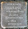 Stolperstein-Lina Mayer-Koeln-cc-by-denis-apel.jpg