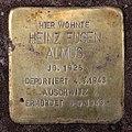 Stolperstein Dortmunder Str 13 (Moabi) Heinz Eugen Almus.jpg