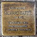 Stolperstein Richard Gattel Prinzenallee 58 0081.JPG
