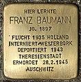 Stolperstein für Franz Baumann (Köln).jpg