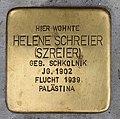 Stolperstein für Helene Schreier 2018 (Graz).jpg