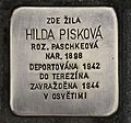 Stolperstein für Hilda Piskova.JPG