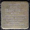 Stolpersteine Aachen, Alfred Blankenstein (Neumarkt 5).jpg