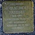 Stolpersteine Gouda Elizabeth Wolffstraat5 (detail1).jpg