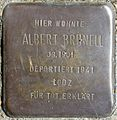 Stolpersteine Köln, Albert Brünell (Am Markt 6).jpg
