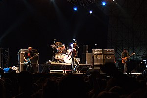 The Stooges discography - The Stooges performing in Milan, Italy on September 2, 2006