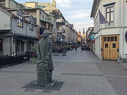 Karta Skulpturer Boras.Boras Wikipedia