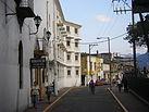 Calle típica de Orizaba