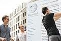 Straßenaktion gegen die Einführung eines europäischen Leistungsschutzrechts für Presseverleger 78.jpg