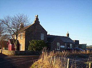 Stracathro Human settlement in Scotland
