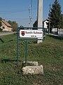 Street sign, Kandó Kálmán street, 2018 Dombóvár.jpg