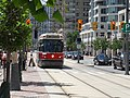 Streetcars on the 509 Harbourfront route, 2016 07 03 (3).JPG - panoramio.jpg