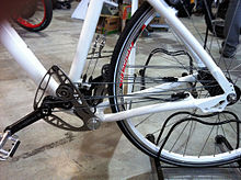 Bicycle Drivetrain Systems Wikipedia