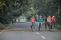 Students Cycling - IIT Kharagpur Campus - West Midnapore 2015-09-28 4537.JPG