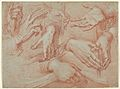 Study of Hands (recto); Study for a Reclining St. Francis (verso) MET DP844990.jpg