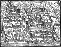 1548 view of Zug
