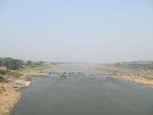 Ghatshila - Image: Subarnarekha River