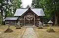 Sugawara-jinja (Joetsu), haiden-1.jpg