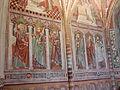 Suha, Škofja Loka - cerkev sv. Janeza Krstnika - freske apostolov (15. st.).jpg