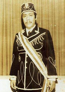 last recognized Sultan of Sulu