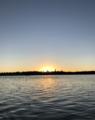 Sunset at Lake Itasca.png