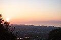 Sunset over Biwako lake 琵琶湖の夕陽 (2115484500).jpg