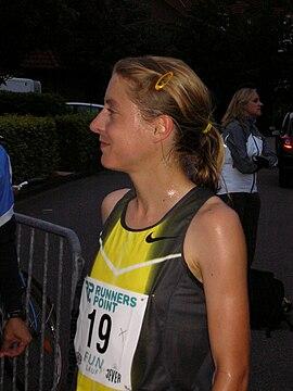 Susanne Hahn 2007 in Schortens