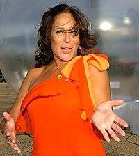 Susana Vieira, em dezembro de 2008