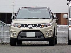 Suzuki Sidekick V Header