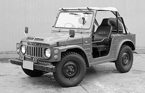 Suzuki Jimny - Suzuki Jimny 55 (SJ10)