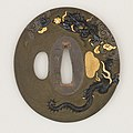 Sword Guard (Tsuba) MET 14.60.63 001feb2014.jpg
