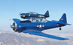 T-6's in Flight (15402940847).jpg