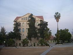 Stickler Hall