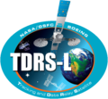 TDRS L Project fairing logo.png