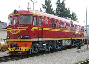 TEP60型柴油机车