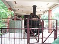 TRA BK24 locomotive on display in NCKU circa 2008.jpg