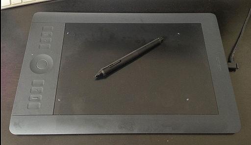 Tablette Graphique Wacom Intuos 5