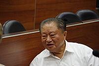 Taiwanese Entrepreneur Bruce Cheng, the founder of Delta Electronics, Inc..JPG