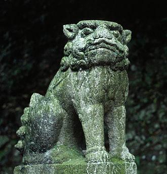 Komainu - An un-gyō komainu